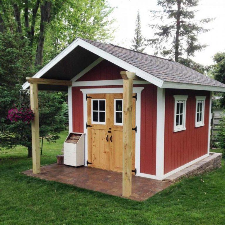 поэтому небольшой дом своими руками пошагово с фото сезон