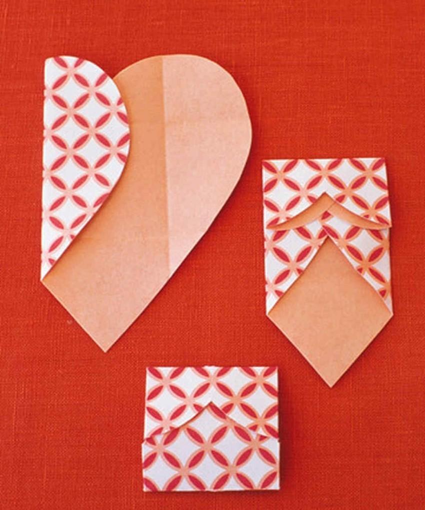 Как сделать открытку для личного дневника, любимым