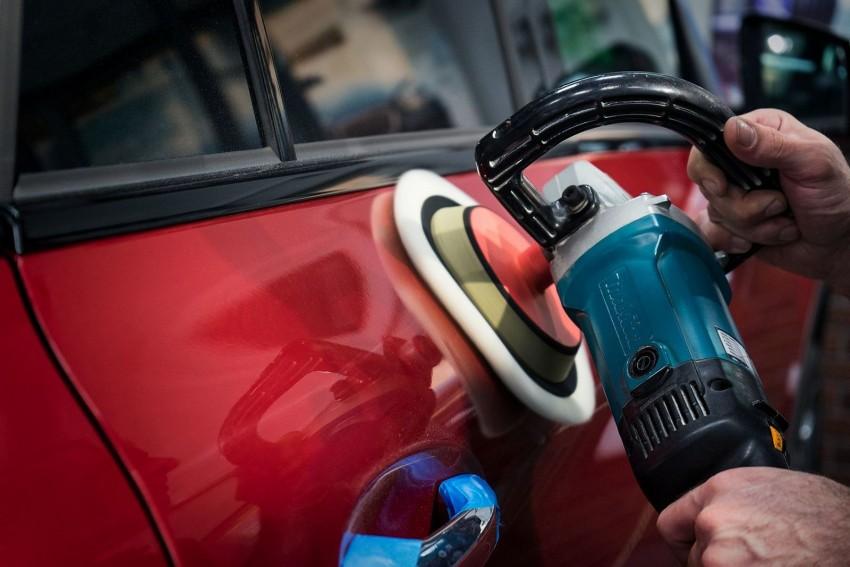 Как правильно отполировать и чем автомобиль своими руками фото 732