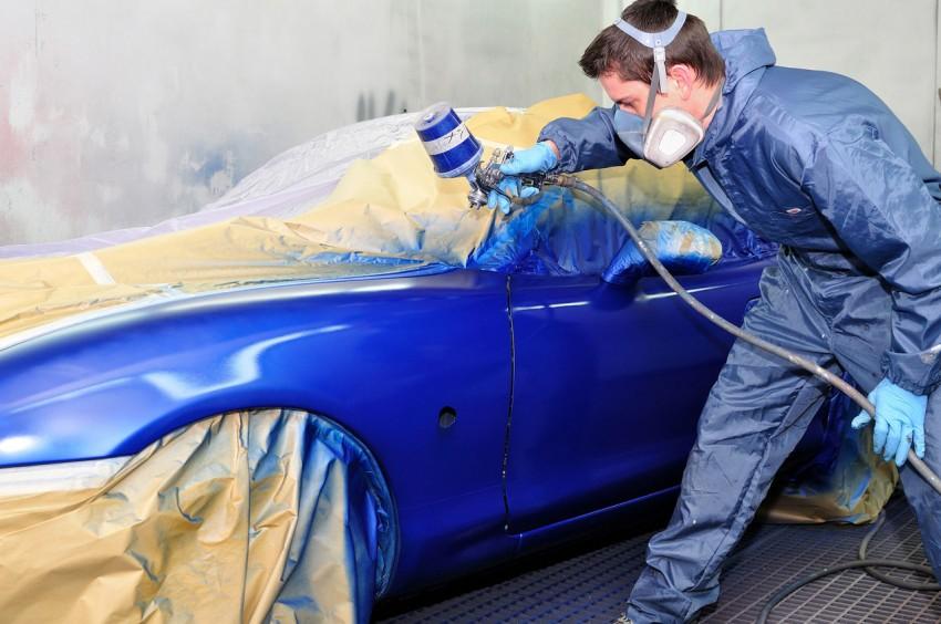 Кузовной ремонт своими руками  фото и видео
