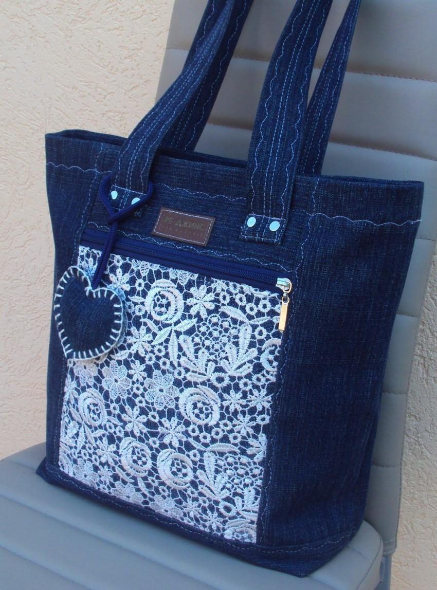 Сшить сумку из джинс своими руками мастер класс разные модели фото 784