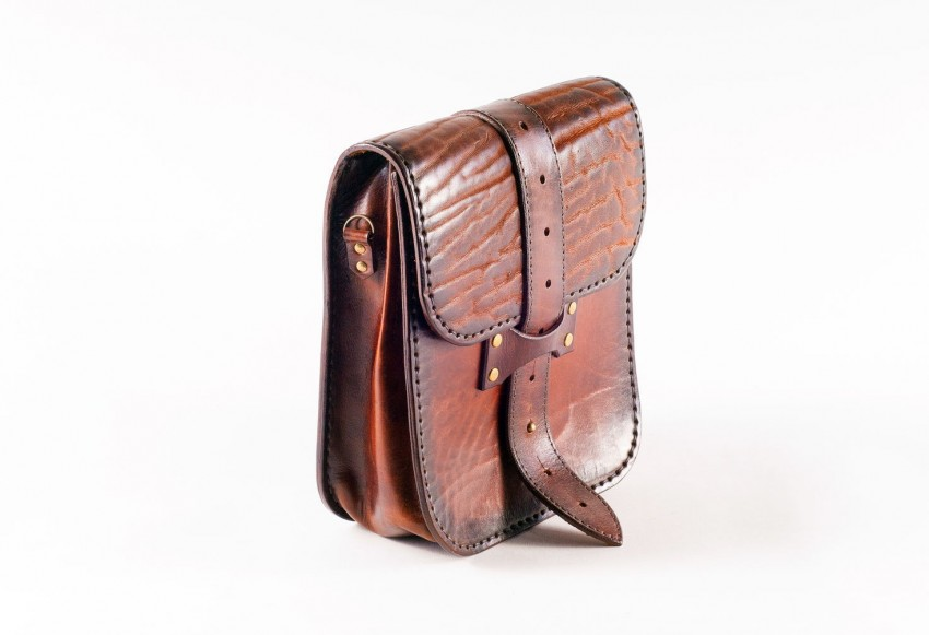 Пошив сумок из кожи своими руками мастер
