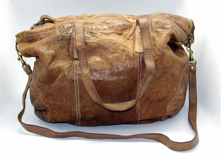 Sumka-iz-kozhi-svoimi-rukami-34 Сумка из натуральной кожи. - КожаныеМысли