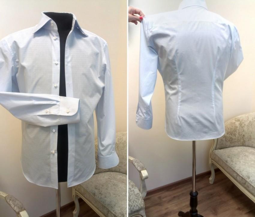 Sshit-rubashku-svoimi-rukami-1 Как сшить мужскую рубашку своими руками